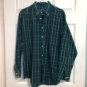 LIKE NEW Puritan Wrinkle Resistant Button Down